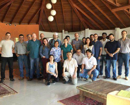 Foto/Reprodução Facebook Geneplus Emprapa